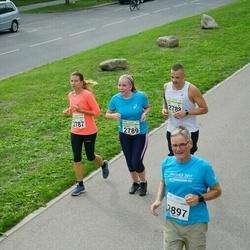 Tallinna Maraton - Jaana Ahlgren (2787), Jon Ahlgren (2788), Ahlgren Aida (2789), Mats Dänsel (2897)