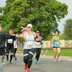Tallinna Maraton - Agnes Kullap (2307)