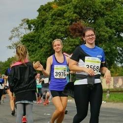 Tallinna Maraton - Paula Talijärv (3568), Annika Jürimäe (3976)