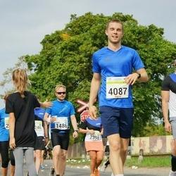 Tallinna Maraton - Teemu Salonen (1486), Ambrose Flores (2867), Karl Koppel (4087)
