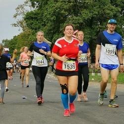 Tallinna Maraton - Larisa Pribylovskaya (1539), Birgit Saliste (3044)