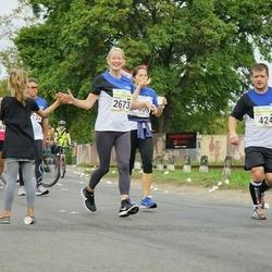 Tallinna Maraton - Andre Salumets (424), Annika Sutt (2673)
