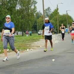 Tallinna Maraton - Anni Lähteenmäki (2358)
