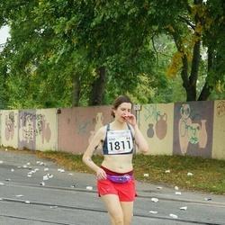Tallinna Maraton - Adna Dumitrescu (1811)