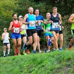 Tallinna Maraton - Raido Mitt (3), Tarass Snitsarenko (42), Margus Maiste (322), Aleksey Moiseenko (329)