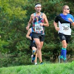 Tallinna Maraton - Andre Kaaver (283), Gkiokas Nikolas (884)