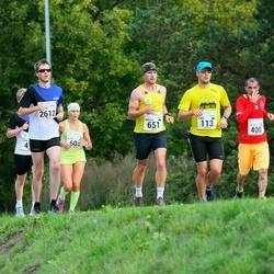 Tallinna Maraton - Veiko Voolaid (113), Margus Maidla (651), Andre Lomaka (2612)