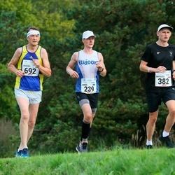 Tallinna Maraton - Janek Käärd (239), Mateusz Leszczynski (382), Anatoli Klisheuski (692)