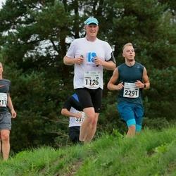 Tallinna Maraton - Urmas Hallik (1126), Andre Sammelselg (2291)