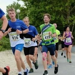 Tallinna Maraton - Endre Varik (415), Ragnar Karumaa (916)