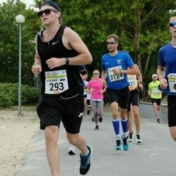 Tallinna Maraton - Oleksandr Novak (293), Artur Melkumjan (401)