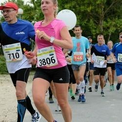 Tallinna Maraton - Arwed Puusalu (710), Liisa Kull (3806)