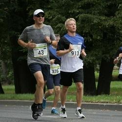 Tallinna Maraton - Assar Tops (43), Arttur Heikkilä (913)