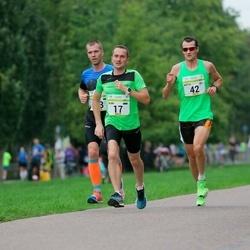 Tallinna Maraton - Olari Orm (17), Arttu Aaltonen (42)