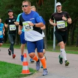 Tallinna Maraton - Marek Meus (475), Aarne Vasarik (3652)