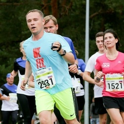 Tallinna Maraton - Svetlana Nugaeva (1521), Artem Krylov (2931)