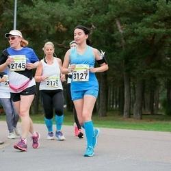 Tallinna Maraton - Riikka Joutsensaari (2745), Anna Smirnova (3127)