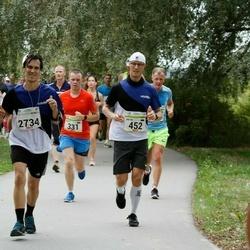 Tallinna Maraton - Arlyn Mitt (452), Allar Laane (2734)