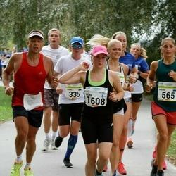 Tallinna Maraton - Andra Moistus (565), Vilma Pyykkönen (1608)