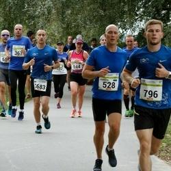 Tallinna Maraton - Kenneth Vallik (528), Andre Kukk (796)