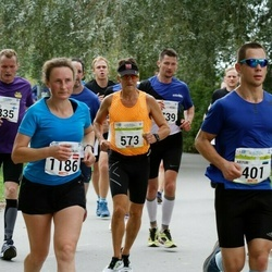 Tallinna Maraton - Artur Melkumjan (401), Klaus Aaltonen (573), Svetlana Kulcihina (1186)