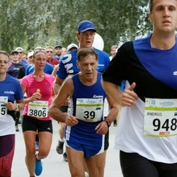 Tallinna Maraton - Vladimir Treimut (39), Andrus Stimmer (948), Liisa Kull (3806)
