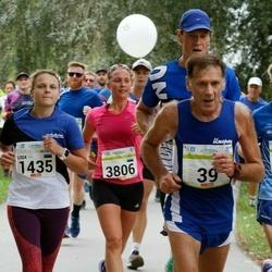 Tallinna Maraton - Vladimir Treimut (39), Liisa Luhaste (1435), Liisa Kull (3806)