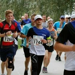 Tallinna Maraton - Aleksei Olovjanisnikov (1266), Motoki Ohata (1744)