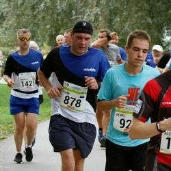Tallinna Maraton - Allan Maar (878), Aleksei Olovjanisnikov (1266)