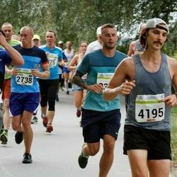 Tallinna Maraton - Kerkko Lamppu (912), Björn Lapakko (4195)