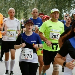 Tallinna Maraton - Arkadii Bukhtoiarov (202), Niklas Haapalainen (322), Julia Smart (1970), Mikhail Ivanov (2416)