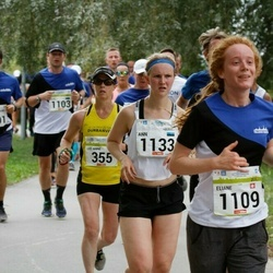 Tallinna Maraton - Eliane Troxler (1109), Ann Saks (1133)