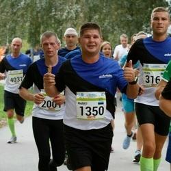 Tallinna Maraton - Marko Valdmets (1350)