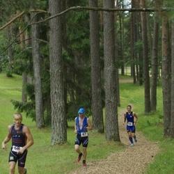 XXVI Elva triatlon - Margus Kaur (47), Herki Sorge (68), Kaity-Marin Tiitmaa (69)