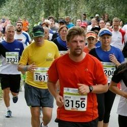 Tallinna Maraton - Robert Sasson (1617), Artur Bogdanov (3156)