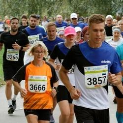 Tallinna Maraton - Birgi Putkonen (3666), Kert Koplus (3857)
