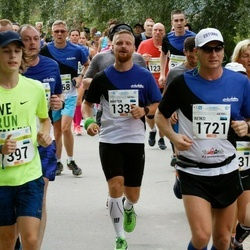 Tallinna Maraton - Artur Võlu (397), Märten Osijärv (1335)