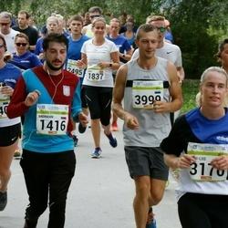 Tallinna Maraton - Andranik Stepanian (1416), Einars Svikša (3999)