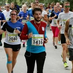 Tallinna Maraton - Andranik Stepanian (1416), Liina Kaldma (2040)
