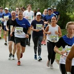 Tallinna Maraton - Ann-Mari Koppel (1838), Indrek Põld (3674)