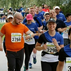 Tallinna Maraton - Tuukka Tasala (2766), Annika Kütt (3296)