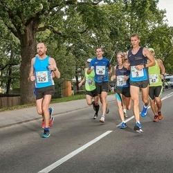 Tallinna Maraton - Raido Mitt (3), Allan Männi (45), Marion Tibar (70), Aleksey Moiseenko (329)