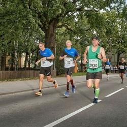 Tallinna Maraton - Rain Bõmberg (22), Ragnar Leimann (174), Andero Sopp (2930)