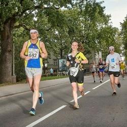 Tallinna Maraton - Erkki Haljastamm (196), Anatoli Klisheuski (692)