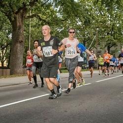 Tallinna Maraton - Kim Vanhala (1681), Annika Aarnio (2019)