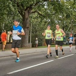 Tallinna Maraton - Michael Vauth (1076), Carolin Pöppe (1080)