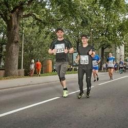 Tallinna Maraton - Vesa Hautamäki (2152), Ari Setälä (2153)