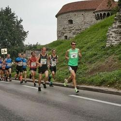 Tallinna Maraton - Jaanus Pedak (32), Arttu Aaltonen (42), Patrick Brown (49)