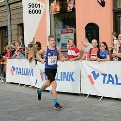 Tallinna Maratoni Sügisjooks 10 km - Christopher Kalev (58)