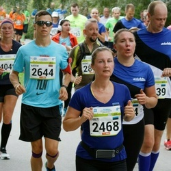 Tallinna Maraton - Piret Pärna (2468), Artem Drobot (2644)